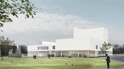 7 | Solairco zorgt voor duurzaam cultuurcentrum in Deinze