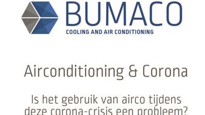 1 | Is het gebruik van airco tijdens corona-crisis een probleem? UPDATE 04/05