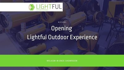 9 | Opening Lightful Outdoor Experience