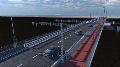 1 | Klimatisatie voor grootste draaibrug van Europa