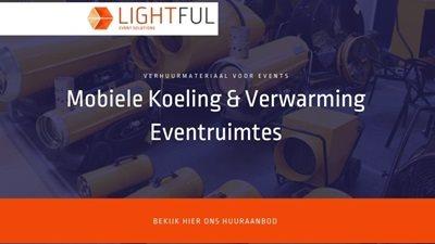 8 | Mobiele koeling / verwarming eventruimtes