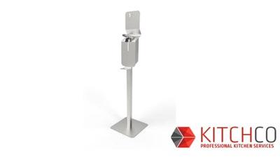 6 | Handdispenser - Staand model zuil