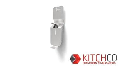 6 | Handdispenser - Wandmodel zuil