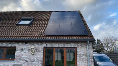 7 | 9x Phonosolar 360WP Full black te Rotselaar