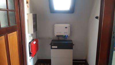 7 | SMA Sunny Boy Storage 2.5 +     BYD HVS 5.1kWh te Leuven
