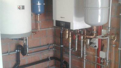 5 | Vervangen stookolieketel door condenserende gasketel