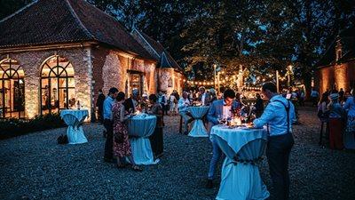 8 | Huwelijksfeest te Kampenhout